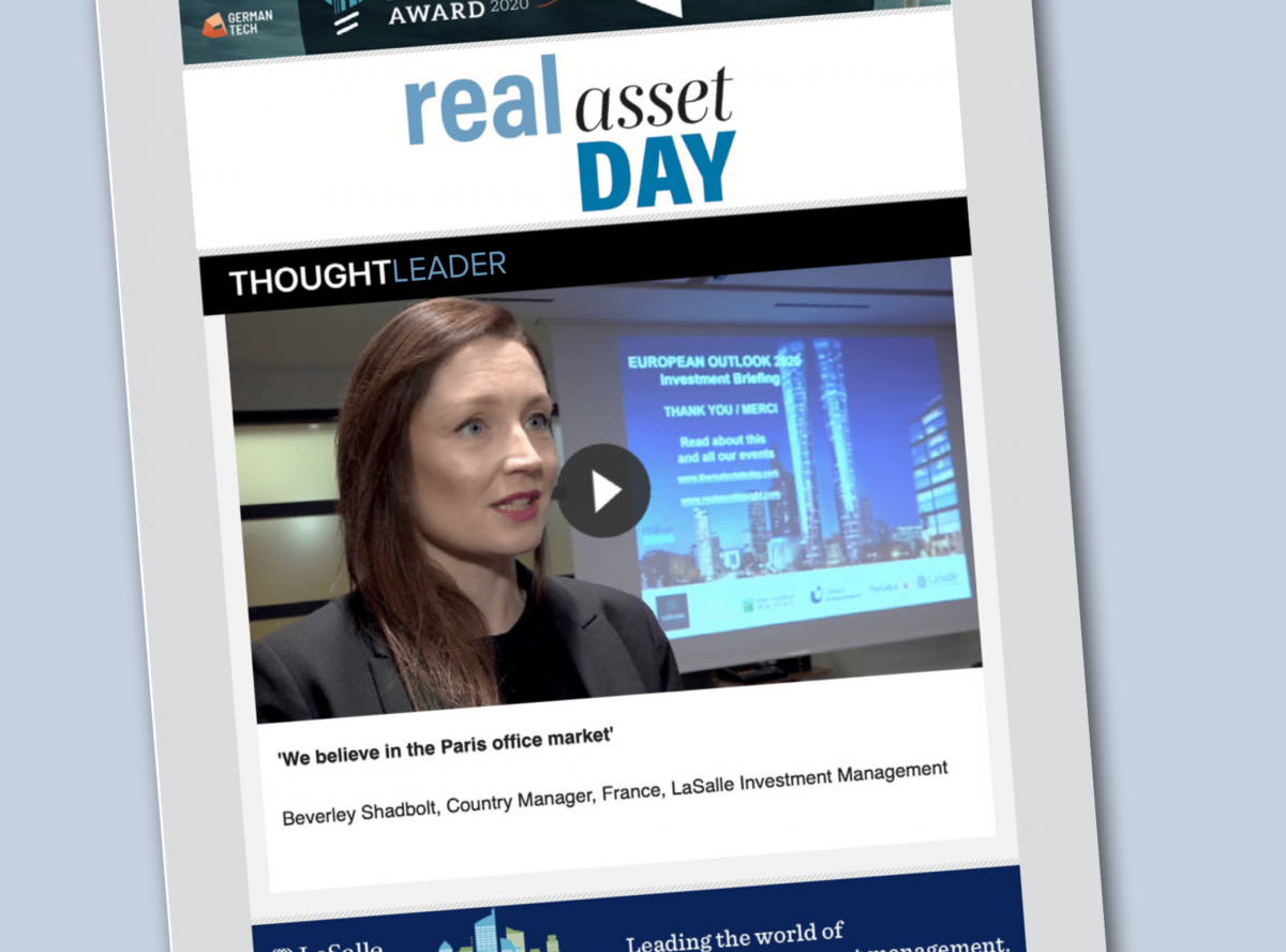 The Real Asset Day
